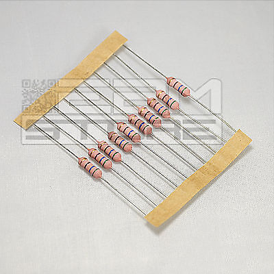 10 pz RESISTENZE 1W 330 Ohm - ART. B031