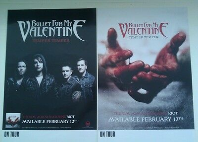 Bullet For My Valentine  Poster - Key Chain And Sticker