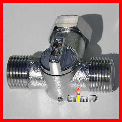 NEW Water Tempering Valve Thermostatic Mixing Valve sensor tap water tap