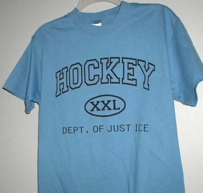 Hockey Dept. T-Shirt Adult S NHL AHL ECHL Stanley Cup Winter Classic Ice New