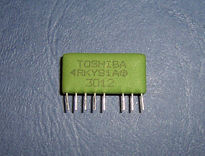 Toshiba RKYS1A Auto-attendant Feature Key