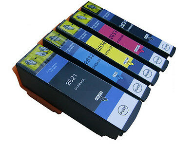 5 Fit For Epson Expression Premium Ink Cartridges MultiPack