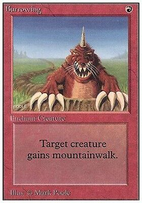 2x Scavagallerie - Burrowing MTG MAGIC Unlimited Eng NM