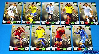Panini Adrenalyn Limited Edition auswählen Road to 2014 FIFA World Cup *NEU*NEW*