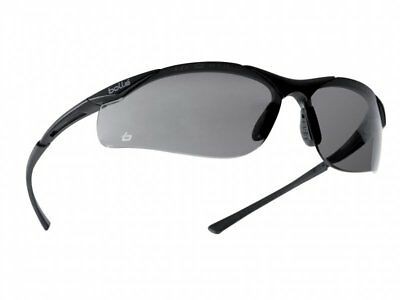 Bolle Contour Safety Glasses - Smoke