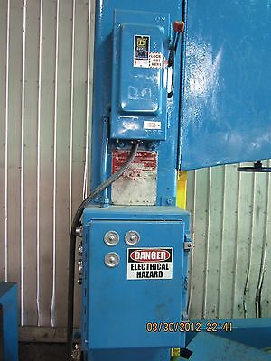 Doall Model 3624-X1 Vertical Band Saw