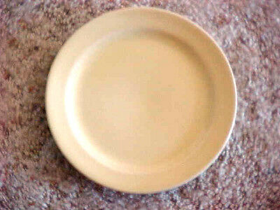 """Vintage Taylor Smith & Taylor LuRay Pastels Yellow 6"""" Bread & Butter Plate"""