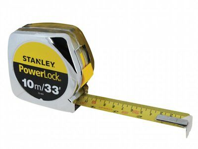 Stanley Micro Powerlock Tape 3m / 10ft (crd)033523