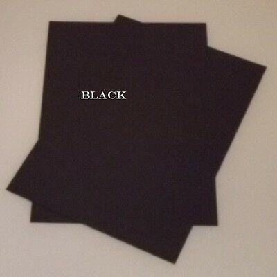 Black A4 Quality 240gsm Card Stock select pack size FREE Postage