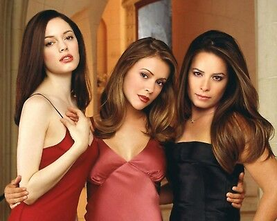 Charmed CAST 8 x 10 / 8x10 GLOSSY Photo Picture IMAGE #4