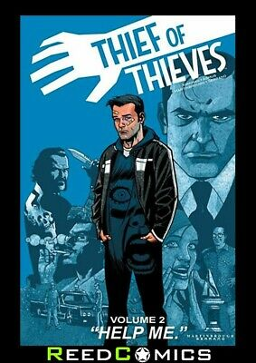 THIEF OF THIEVES VOLUME 2 HELP ME GRAPHIC NOVEL New Paperback Collects #8-13