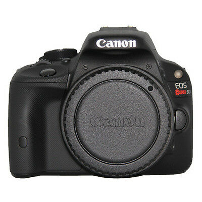 Canon EOS Rebel SL1 18.0 MP Digital SLR Camera - Black (Body)