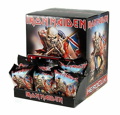 Iron Maiden Heroclix 24ct Gravity Feed with Display Box
