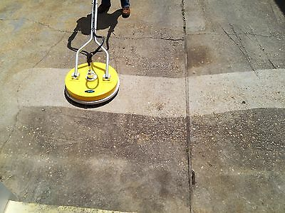 "BE 20"" Whirl-A-Way Surface Cleaner New In Box"