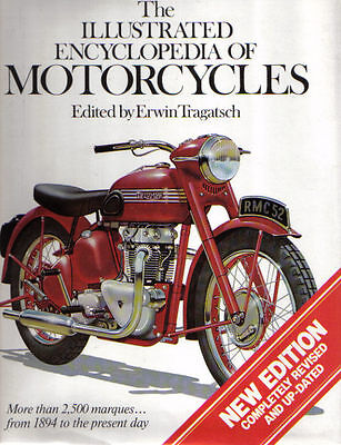 Illustrated Encyclopedia of Motorcycles 1894 - 1980s details of 2500+ marques