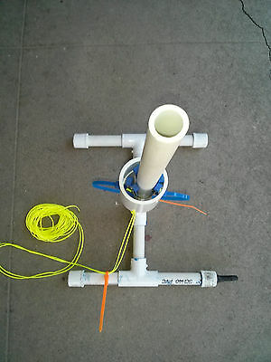 Rocket Launcher for Water and Soda Bottles Assembeled Shoots 250+ ft in air! New