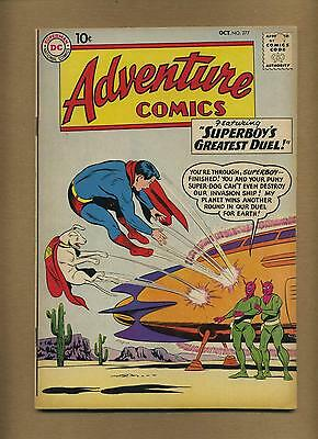 Adventure 277 (Strict VG-) Silver Age D.C. comic (id# 8008)