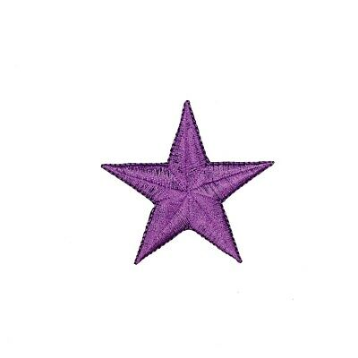 #3399 Black,Gold,Silver Sun,Moon,Star Pagan Astrology Embroidery Applique Patch