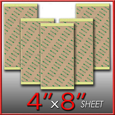 3M 300LSE Double Sided - SUPER STICKY HEAVY DUTY SHEET OF ADHESIVE TAPE