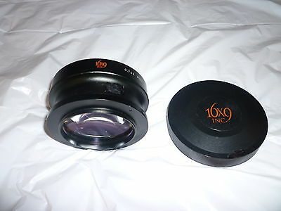 Exii 16X9 Inc. Hd 75X Exii 0.75X Wide Converter Adapter M72  Lens