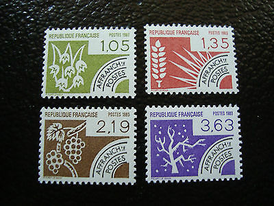 FRANCE - timbre - yt preoblitere n° 178 a 183  n** (A3) stamp french