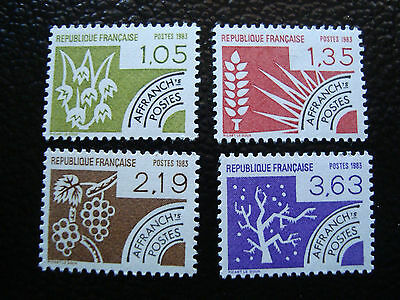 FRANCE - timbre - yt preoblitere n° 178 a 183  n** (A3) stamp french (E)