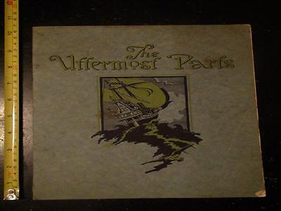 BC774 Vint. Book-'The Uttermost Parts'-Featuring the Duty of Methodist Missions