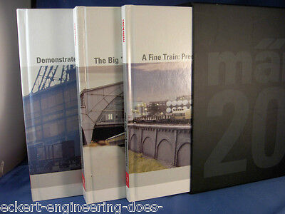 EE 2005 Marklin Presentation Books in English for Ho Z and 1 gauge
