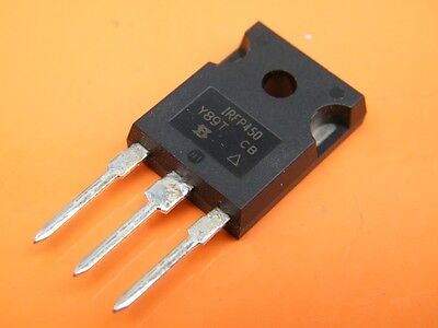 IRFP450 Transistor N-MOSFET unipolare 500V 14A 190W TO247AC