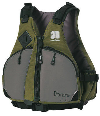 Nookie RANGER II BUOYANCY AID 50N PFD Sea Kayak Canoe Fish Touring Instructor
