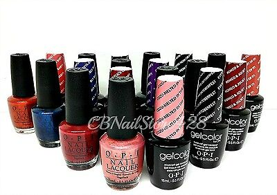 Gelcolor & Nail Lacquer Duo opi - Pick your color - Series 1