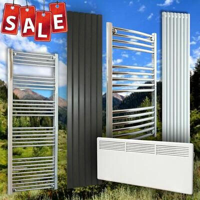 NWT Winter Sale! Chrome Towel Rails, Coloured Radiators & Electric Panel Heaters