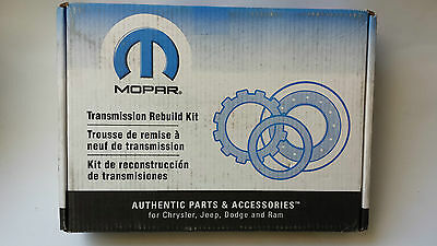 Chrysler 41TE Overhaul Kit R0000411AB Mopar
