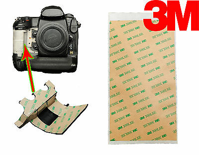 3M Double Sided Tape-Rubber Grip REPAIR REPLACEMENT TAPE-NIKON CANON SONY PENTAX