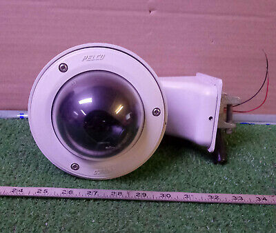 1 USED PELCO DNV9 CAMERA w/ICS110-PG DOME MOUNT ***MAKE OFFER***