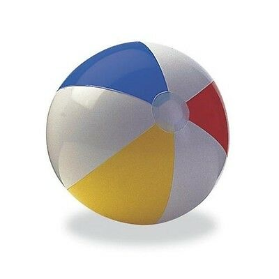 "16"" 20"" & 24"" Panel Inflatable Sea Beach Ball Holiday Swimming Pool Party Balls"