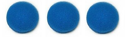 3 x compatible Eheim Classic 2217 Foam External Filter Pads