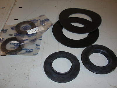 Triumph TR7 TR8 ** FRONT SPRING RUBBERS ** set of 6 - Enough for both sides!