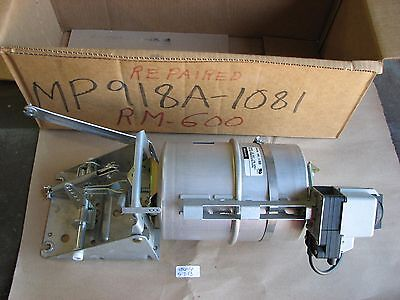 New Rebuild Honeywell Pneumatic Damper Actuator W/positioner Mp918A 1081 2
