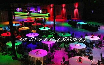 LED RGB Color Changing Bar Pub Dj Dance Billiard Night Club Lamp Spot Light Bulb