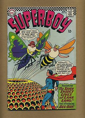 Superboy 127 (Strict VG+) Nice!  Silver Age D.C. (id# 8257)