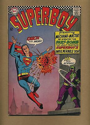 Superboy 135 (Strict VG+) Nice!  Silver Age D.C. (id# 8258)