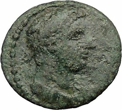 Greek City 100BC Ancient Greek Coin HERCULES CLUB  BOW Very rare  i31833