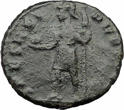 CONSTANTIUS II Constantine the Great  son 355AD Ancient Roman Coin i32232