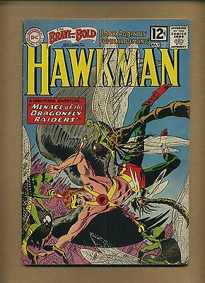 Brave and the Bold 42 (Hawkman!) Strict GVG/VG- 1962 D.C. Comics (id# 8182)