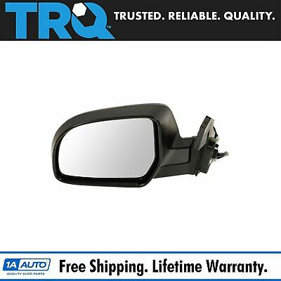 Side View Mirror Power /& Textured Black Passenger Right for Legacy Outback
