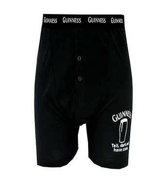 "Guinness ""Tall Dark and Have Some"" Boxers (S-XL)"