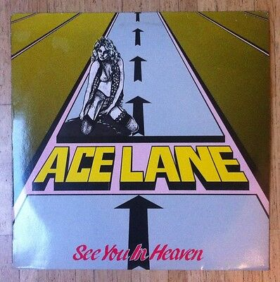 ACE LANE See You In Heaven LP/DUTCH