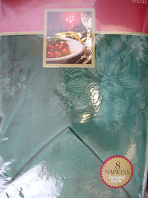 New Home Wear Dinner Party NOEL You Pick Size & Color Tablecloth Napkin Placemat
