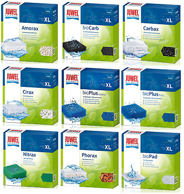 Juwel JUMBO Bioflow XL 8.0 Media *Cheapest- full range* fishtank aquarium filter